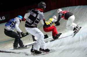 Snowboard-cross Kubok Rossii