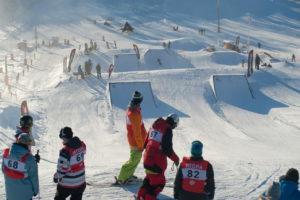 Игора сноуборд