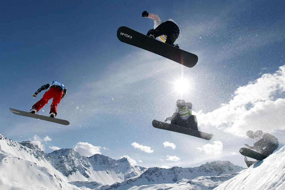 snowboard cross 2018