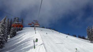 Горные лыжи 2018