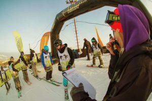 соревнования по горным лыжам в канте