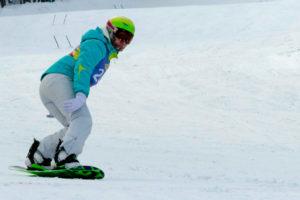 сноубординг в академе