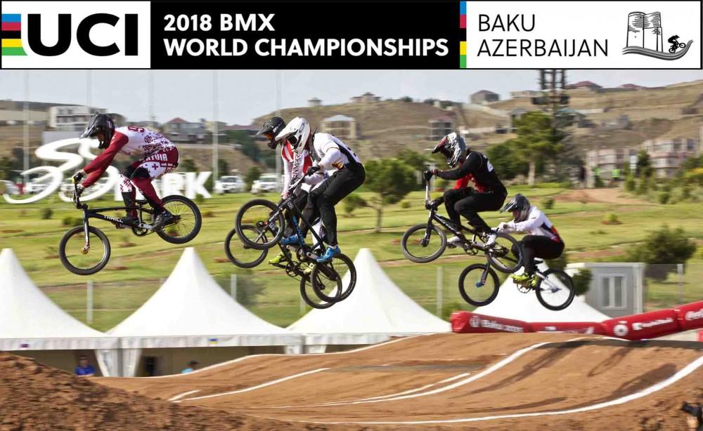 Baku BMX 2018