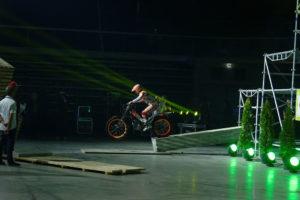 BMX indoor