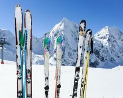 Правильный выбор горных лыж
