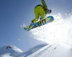 Места для катания на сноуборде в Москве и Подмосковье