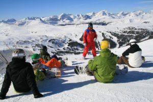 Правильные техники катания на сноуборде