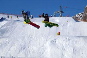 Что такое фристайл сноуборд