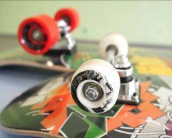 Типы колёс для скейтборда