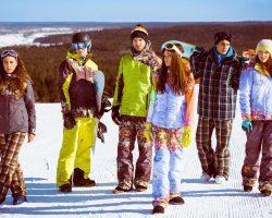 Правильный выбор одежды для сноуборда