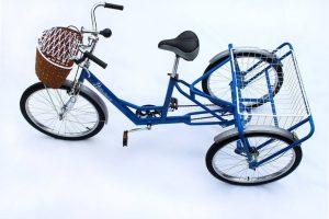 Постройка грузового велосипеда своими руками