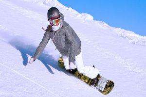 Выбор доски для сноубординга