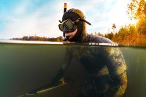Как охотиться под водой по правилам в России