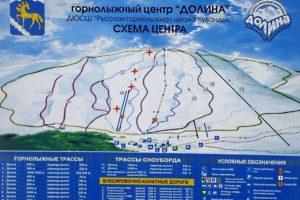 Лучшие места для горнолыжников и сноубордистов в Оренбурге и Оренбургской области