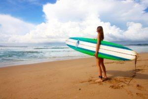 Мировая лига сёрфинга уравняла призовые для мужчин и женщин