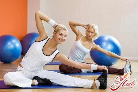 упражнение для похудения ног