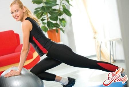 фитнес дома упражнения для похудения