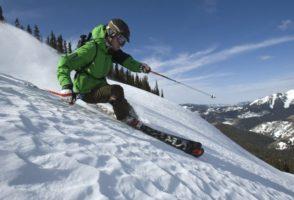Фрирайд на лыжах