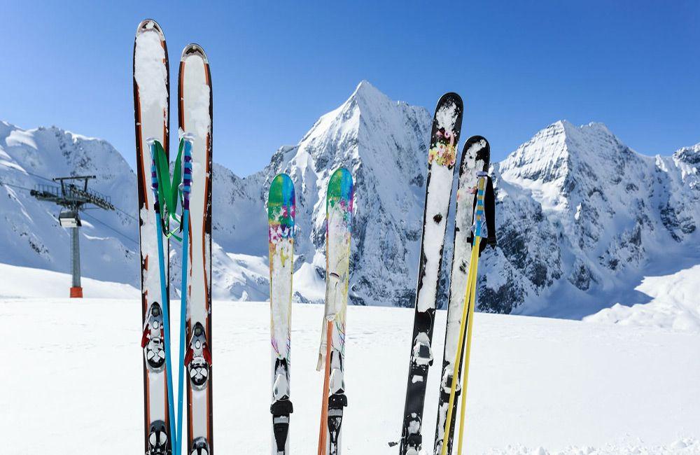 Как выбрать размер горных лыж по росту