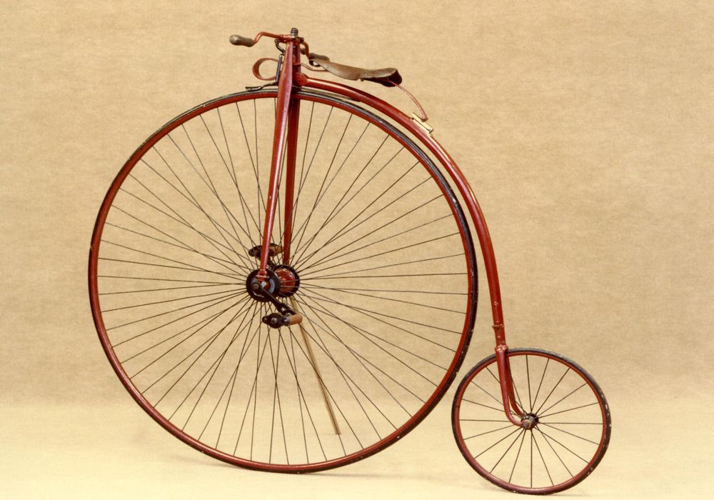 Велосипед Penny-Farthing