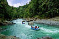 Рафтинг в Коста-Рике