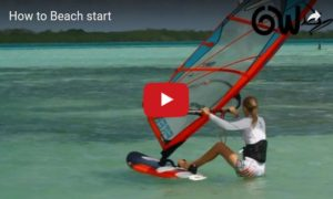 How to Beach start
