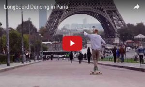 Longboard Dancing in Paris