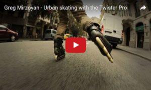 Urban skating