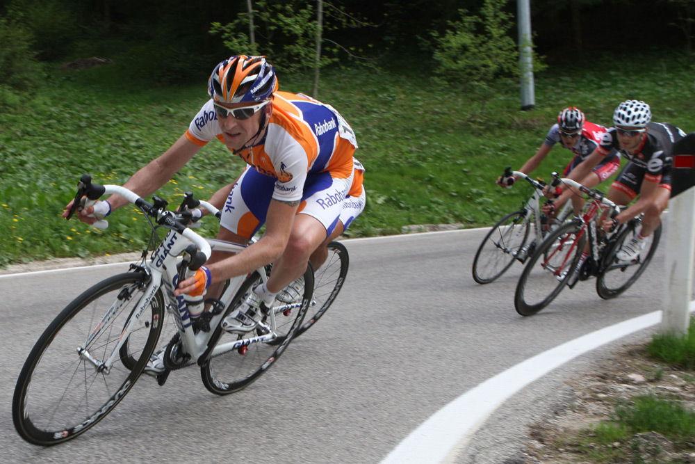 Соревнования на велосипедах