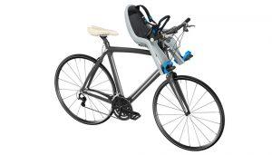 Велосипед с детским креслом