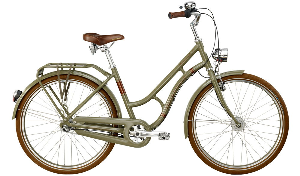 Велосипед Bergamont Summerville 7