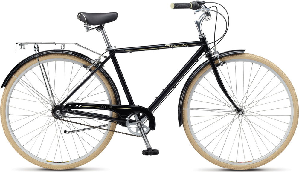Прогулочный велосипед Schwinn Crest Urban Hybrid Bike
