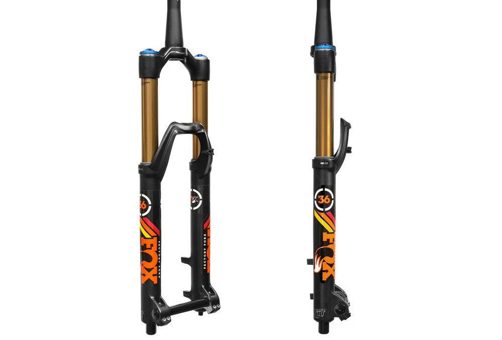 Вилка велосипеда Fox