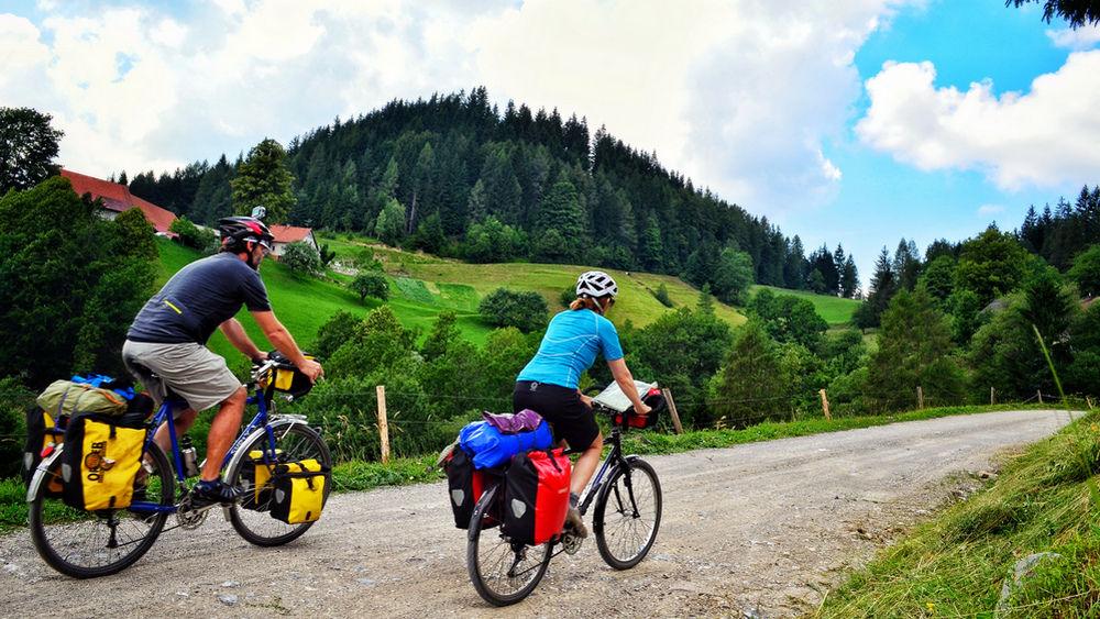 Снаряжения для велотуризма
