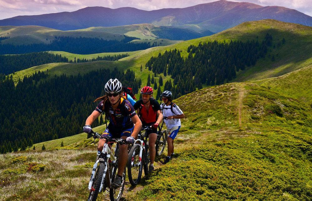 Спортивный велотуризм