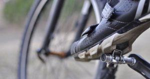 Велосипедная обувь с шипами