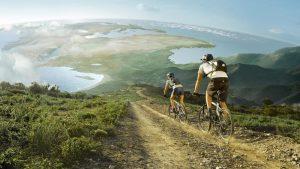 Идеальное путешествие на велосипеде