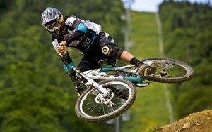 препятствия на велотриале