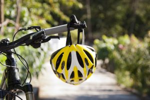 Шлем для езды на велосипеде