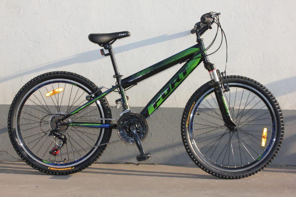 велосипед с тормозом v-brake