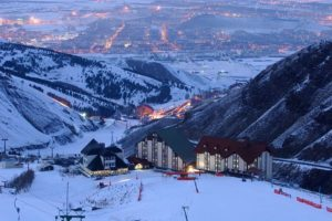 горнолыжные курорты турции