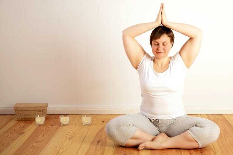 С Помощью Йоги Я Похудела. Можно ли похудеть с помощью йоги?