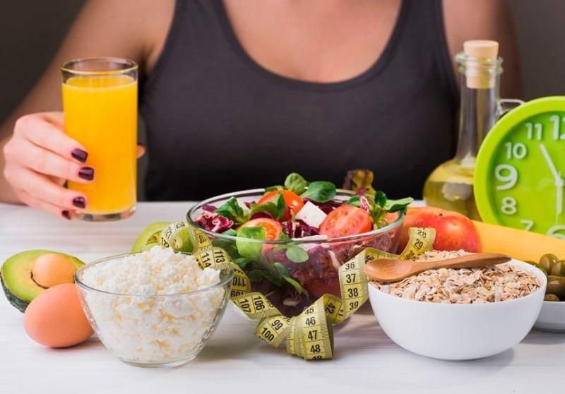 Еда и похудение