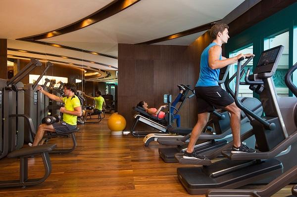 Фитнес-клуб мультиспорт