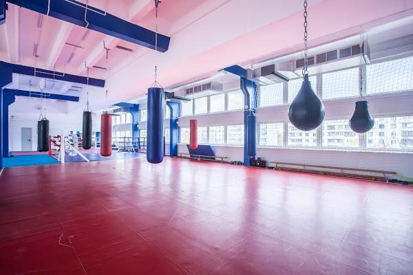 Боксёрский клуб