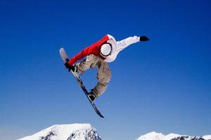 Трюки для начинающего сноубордиста