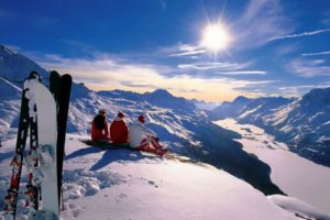 Список лучших фильмов про сноубордистов и горнолыжников