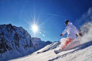 Рекорды скорости сноубордистов