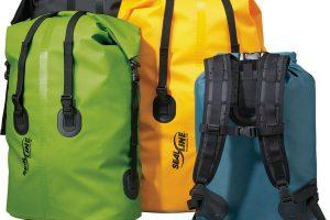 Что собой представляет рюкзак драйбег
