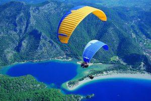 Параглайдинг — спорт, искусство, свобода полёта